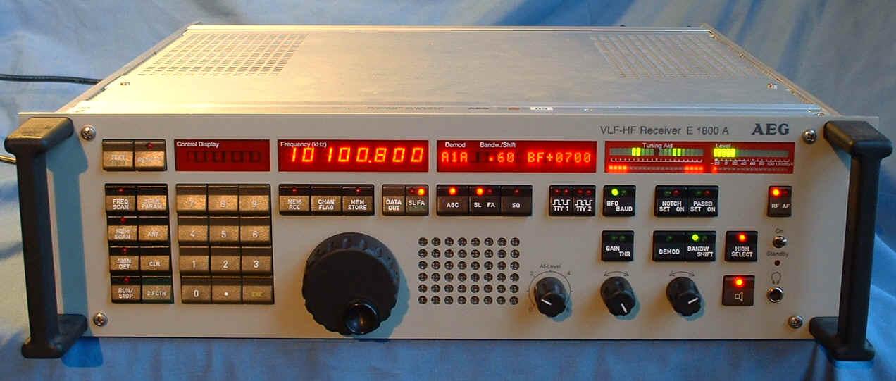 AEG Telefunken E1800A